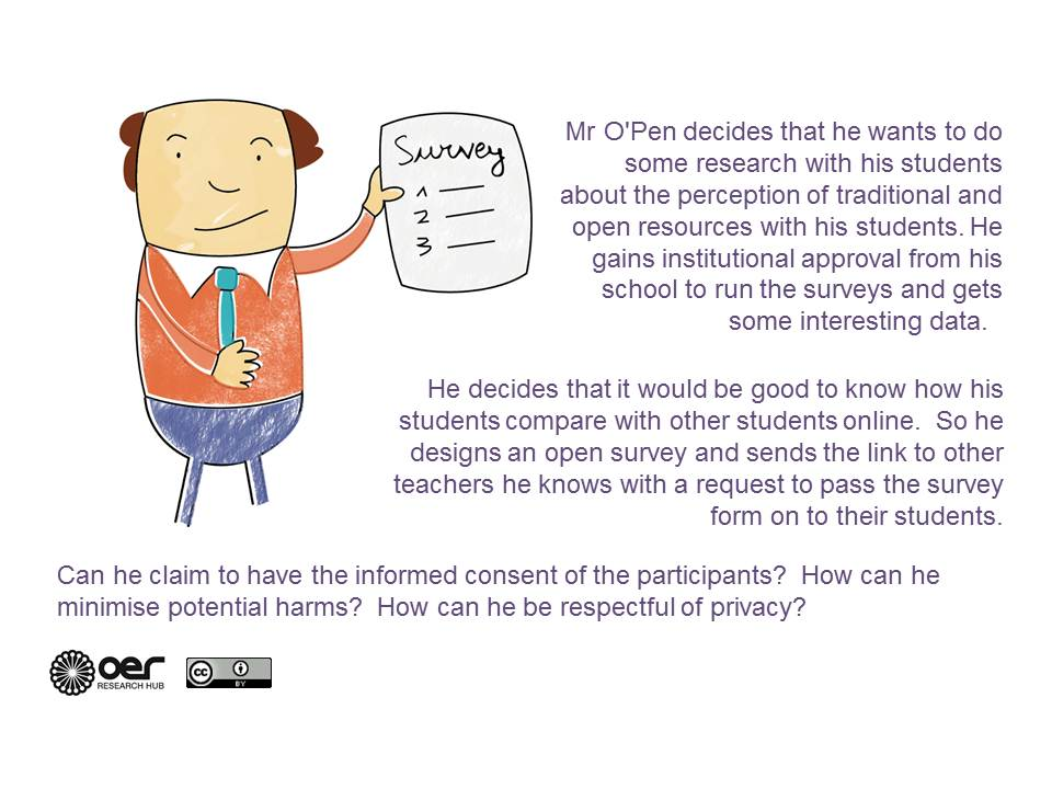 Mr O'Pen Ethics