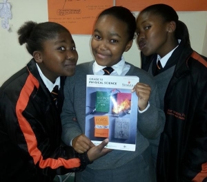 The South African government has printed and distributed 10 million copies of the Siyavula textbooks. Picture Credit: Siyavula CC-BY Siyavula
