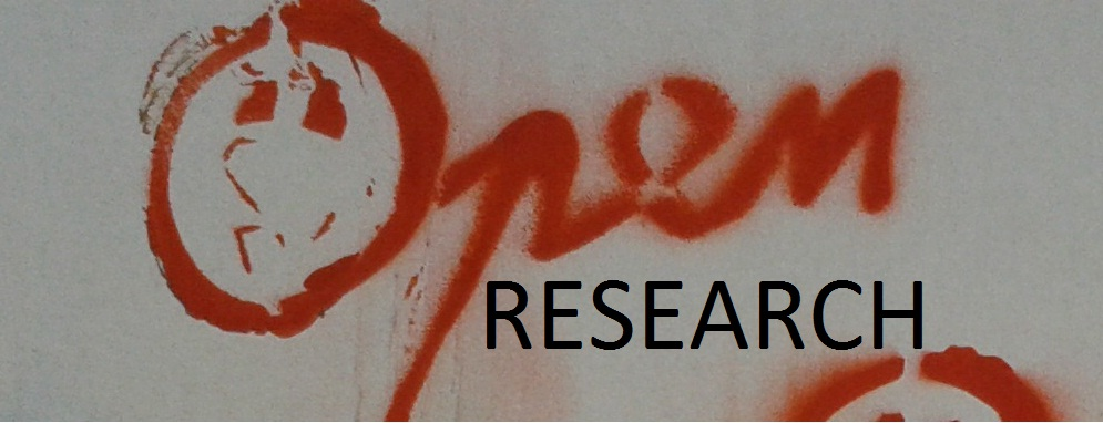 It's here! Open Research Redux