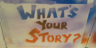 What's Your Story? (CC-BY 4.0 Beck Pitt)
